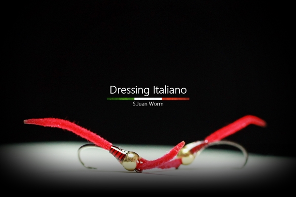 SanJuanWorm dressing italiano